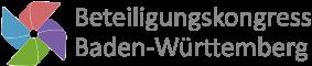 Beteiligungskongress Baden-Württemberg Logo