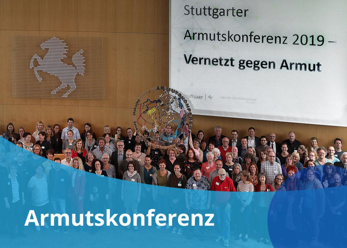 Titelbild des Projekts Stuttgarter Armutskonferenz 2019