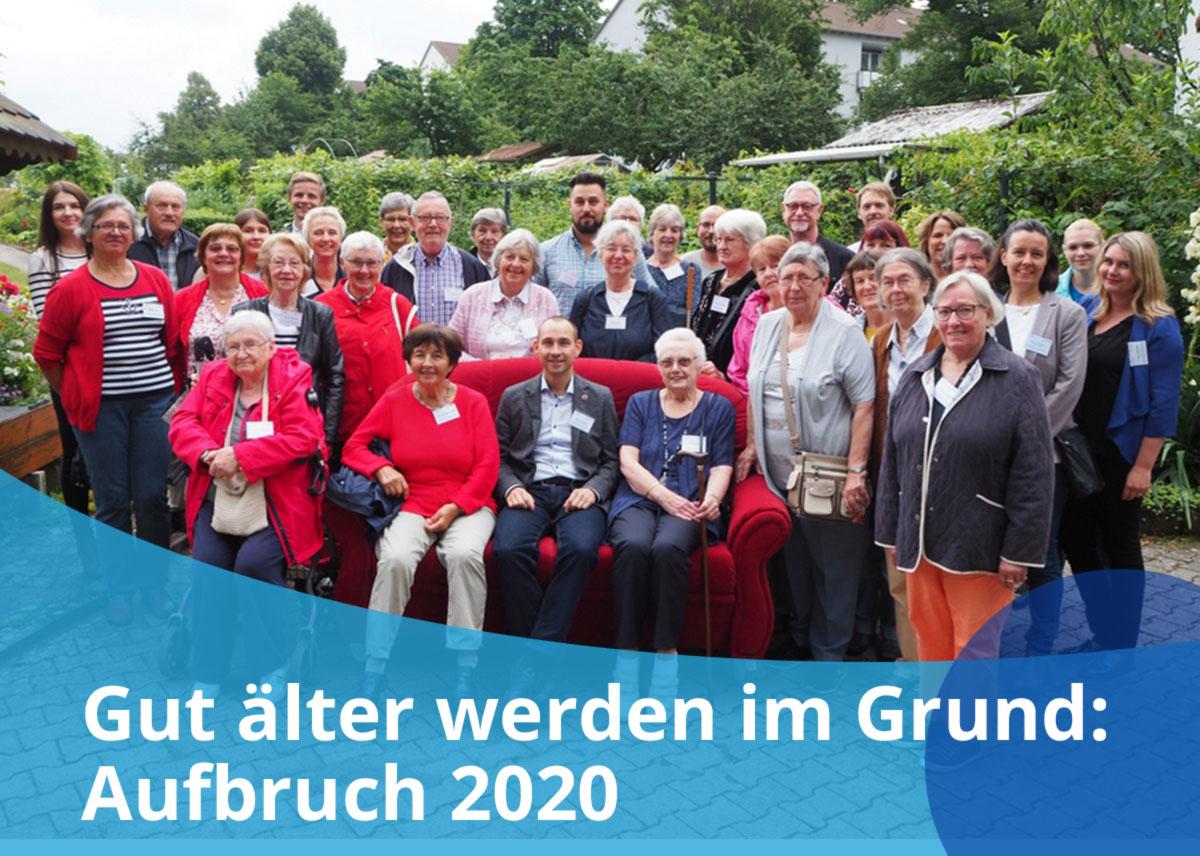"""Titelbild Projekt """"Aufbruch2020"""""""