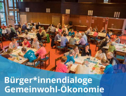 Bürger*innendialoge Gemeinwohl-Ökonomie – ein Weg zur Erreichung der SDGs
