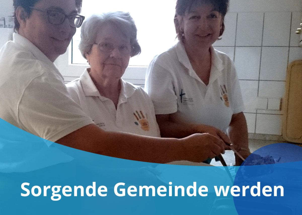 """Titelbild Projekt """"Sorgende Gemeinde werden"""""""