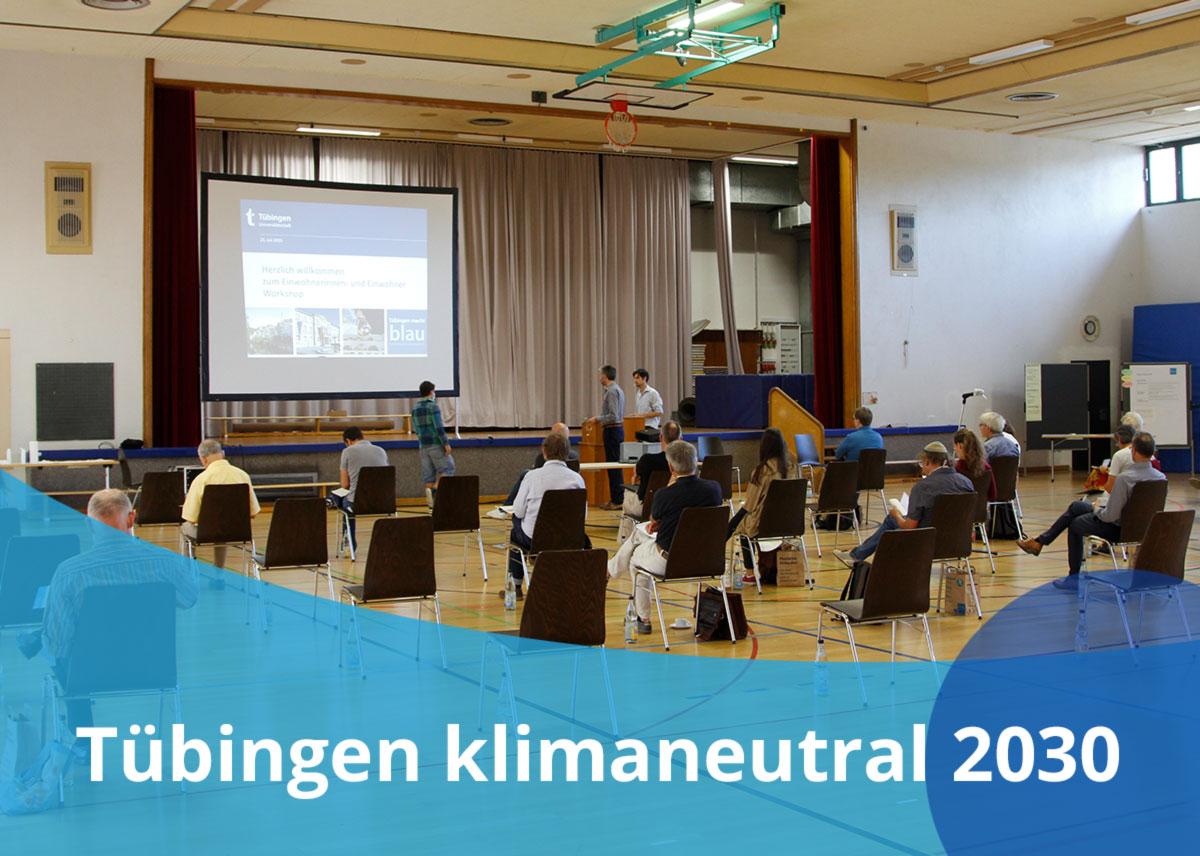 "Titelbild Projekt ""Tübingen klimaneutral 2030"""