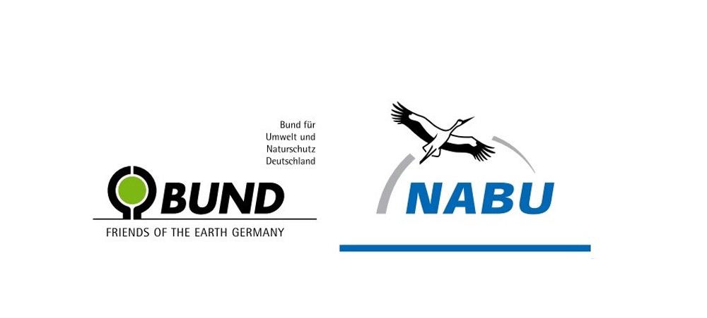 Logo BUND und NABU