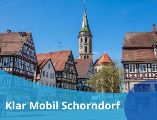 Klima Mobil Schorndorf: Umsetzung hochwirksamer Klimaschutzmaßnahmen im Verkehrssektor