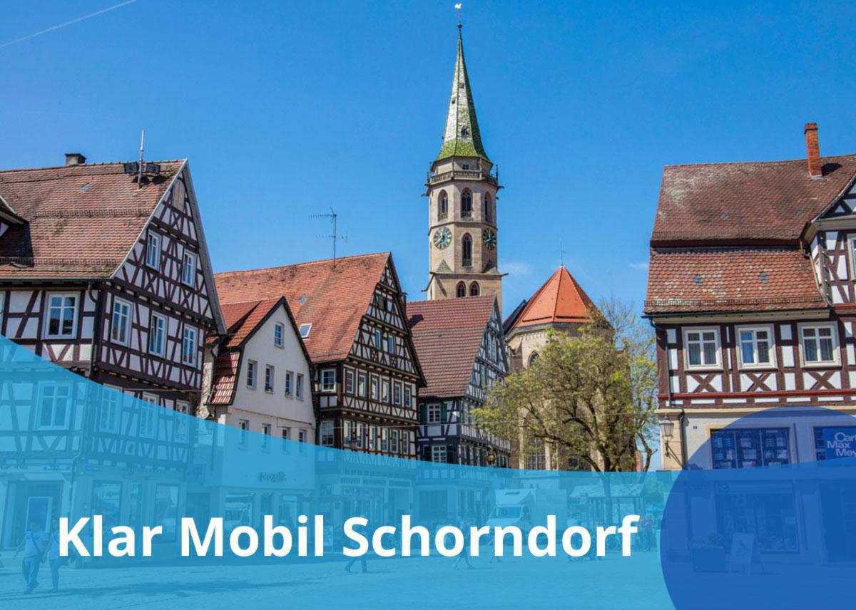 "Titelbild Projekt ""Klar Mobil Schorndorf"""