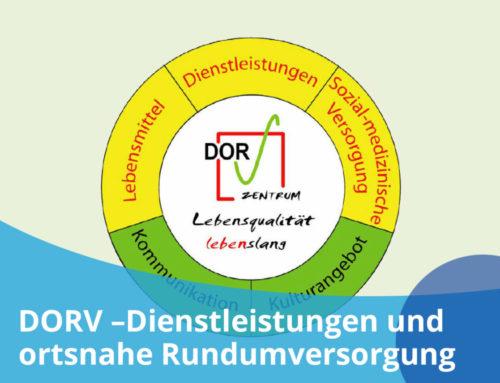 """DORV – Dienstleistungen und ortsnahe Rundumversorgung – """"oben-bleiben"""" in Horben"""