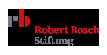 Logo und Verlinkung zur Robert Bosch Stiftung