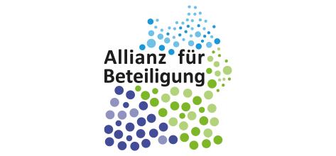 Log der Allianz für Beteiligung