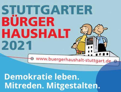 Stuttgarter Bürgerhaushalt