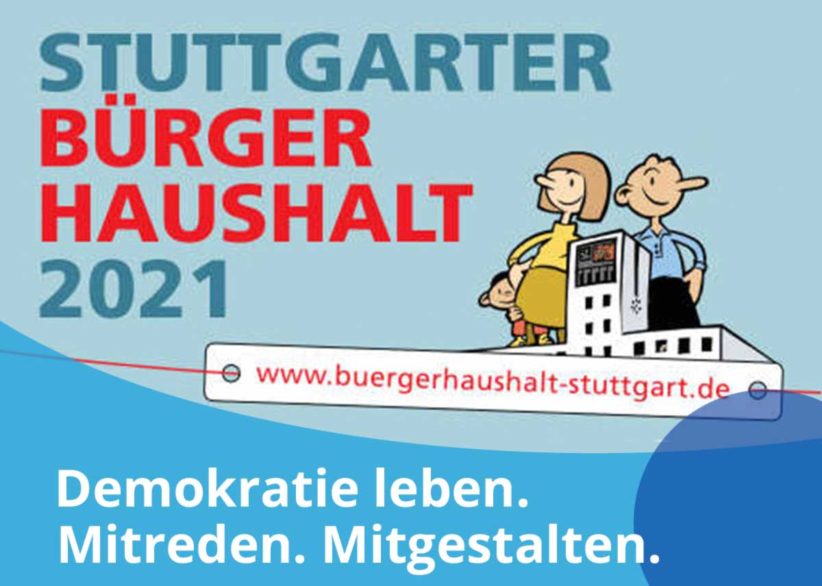 "Titelbild Projekt ""Stuttgarter Bürgerhaushalt"""