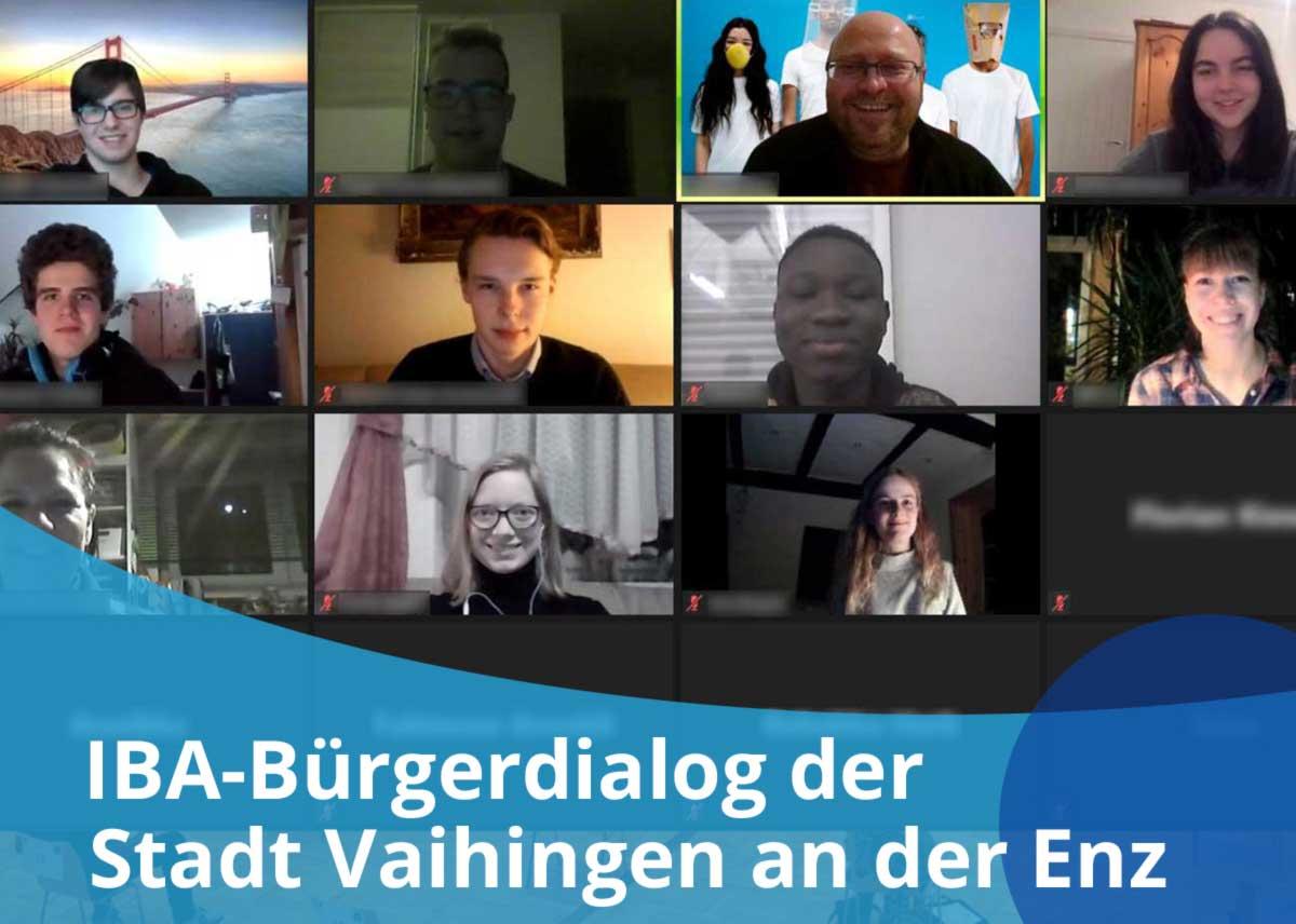 "Titelbild Projekt ""Online Jugendumfrage"""