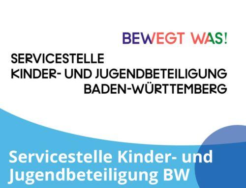 Servicestelle Kinder- und Jugendbeteiligung BW